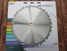 HM-Kreissägeblatt 350x30 Z=16 Stehle für Tischkreissäge