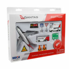 Daron Qantas Airport Playset - Multicoloured