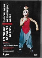 Les enfants de l'opéra de Pékin - Dvd - TBE