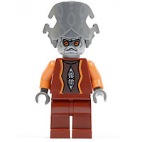 Nute Gunray Lego Star Wars Minifigure 8036 The Clone Wars