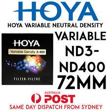 HOYA HMC ND Variable Neutral Density ND3-400 72mm Made in Japan