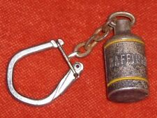 porte-clé keychain gaz Bouteille Bonbonne RAFFIGAZ TRès vintage !!