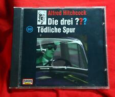 Die drei ??? Fragezeichen Tödliche Spur - 89 - Europa Hörspiel-CD