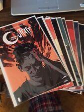 Outcast Comic Lot Run Set 1-9 All First Prints Image Comics Kirkman TV Show NM