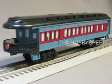 LIONEL POLAR EXPRESS OBSERVATION Train box coach o gauge passenger 6-25102 NEW