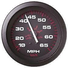 new Marine Eclipse Speedometer Kits Replaces Sierra 68395P 0-35 mph