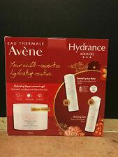 AVENE 100 ml / EAU THERMALE Avene Hydrance Aqua Gel Cream + Free Gifts