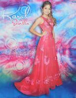 KAROL SEVILLA - A2 Poster (XL - 42 x 55 cm) - Soy Luna Clippings Fan Sammlung