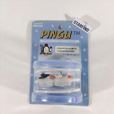 Vintage Pingu Pinga Penguin Car Mate On Dash Drink Holder PN105 Slide Penguins