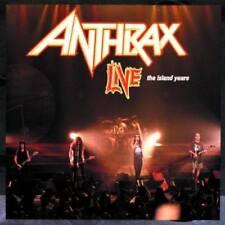 Anthrax - Live - The Island Years CD NEU OVP