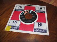 AL GREEN Rare 45 RPM Record I'M STILL IN LOVE WITH YOU Original 1972 Hi Beauty!