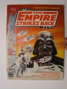 1980 Marvel Super Special #16 Star Wars Empire Strikes Back Movie Comic Book VG
