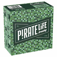 Pirate Life Mosaic India Pale Ale Beer 16 x 355mL Cans
