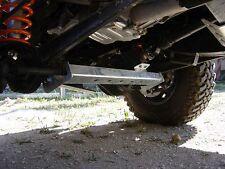 Land Rover Defender Galvanized Steel Heavy Duty Tie Rod / Track Rod Guard