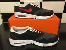Nike SB Eric Koston 2 Max | UK 6.5 EU 40.5 US 7.5 | 631047-060 Black White Red