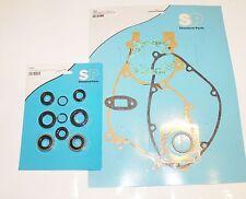 Kreidler Flory MF 23 SL  3 Gang Dichtungssatz Motor Simmerringe 15 tl