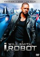 DVD i, robot Will Smith Occasion