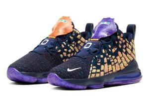Nike LeBron XVII 17 AS (PS) Space Jam 2 Monstars Shoes CW1037-400