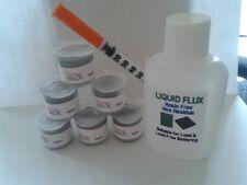 Solder Max Lead Free Liquid Solder, Solder Paste , Soldering SMD 60gms, + Flux