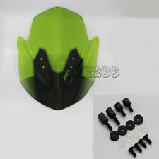 Motorcycle Windshield WindScreen For Kawasaki ER-6N ER 6N 2012-2014