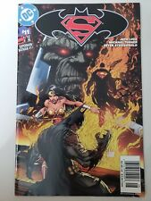 SUPERMAN BATMAN #11 (2004) WONDER WOMAN! SUPERGIRL! MICHAEL TURNER COVER & ART!