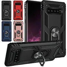 For Samsung Galaxy Note 10 9 8 S8 S9 S10 S20 Plus Ultra S10e Kickstand Hard Case