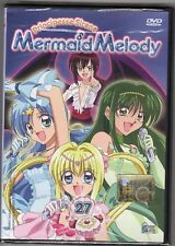 dvd MERMAID MELODY Principesse sirene HOBBY & WORK numero 27