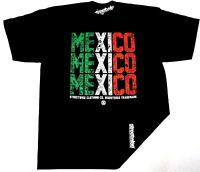 STREETWISE EL GRITO T-shirt Mexico Urban Streetwear Tee Men L-4XL Black NWT