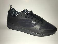 Djinns EASY RUN Yawn BLACK Sneaker Scarpe Da Ginnastica Scarpe EU 43 US 9,5 NUOVO
