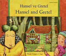 HANSEL Y GRETEL en TURCO Y Inglés por Gregory, MANJU Libro De Bolsillo 97