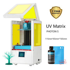 ANYCUBIC Photon S 3D Printer, UV Resin Dual Z-axis Air Filtration Off-line Print