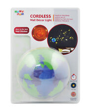 The Wunders Company Cordless Wall Decor Night Light - Galaxy Glow in the Dark