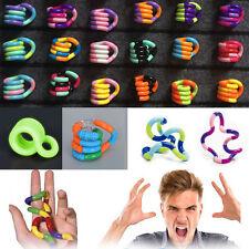 New Tangle Jr Fiddle Fidget Stress ADHD Autism SEN Sensory Help Stop Smoking Toy