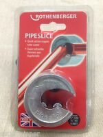 Rothenberger 15mm pipeslice 88801 pipe cutter