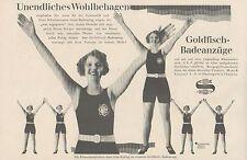 Y4964 GOLDFISCH - Anna Lisa Ryding - Pubblicità d'epoca - 1927 Old advertising