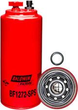 Fuel Water Separator Filter Baldwin BF1272-SPS ~ REF. WIX:33422