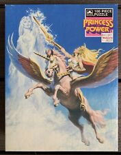 Vtg GOLDEN 1986 Princess Of Power SHE RA 100 Piece Jigsaw Puzzle SEALED NEW