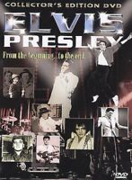 Elvis Presley: From the Beginning...to the End -New & Sealed -Fast Ship! DVD 21