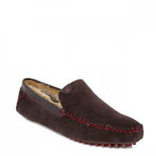 fbc364f03 Ted Baker Sued Size 9 Mens Carota Brown