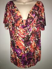 New 18/20Lane Bryant Top #3177*6FreeShipping