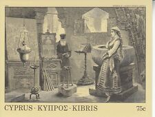Art Prints Cyprus Larnaca Larnaka Camp Huntimg Antique Print 1878