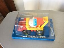 VINTAGE 80s# CO.MA SERIE DIAMANTE MINI BETONIERA CEMENT MIXER VAN#NIB