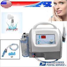 【USA】SHIP Oxygen Water Spray Jet Hydro Exfoliating Facial Skin Spa Machine+GIFT