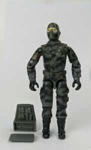 1984 Hasbro Gijoe ARAH V1 Firefly GI Joe Figure & Backpack
