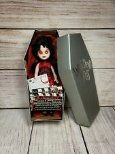 Living Dead Dolls Series 5 Jezebel 2000 Goth Horror Doll Halloween Coffin
