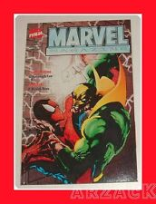 MARVEL MAGAZINE N 7 Uomo Ragno Iron Fist 1994