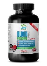 Healthy Energy Boost Pills - Blood Pressure Support 707mg - Kyolic Garlic 200 1B