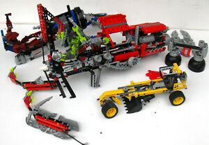 Grande lotto misto di 1,5 Kg. di LEGO TECHNIC .