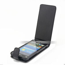 Slim Flip Leather Case Cover For Huawei Ascend G510 AU