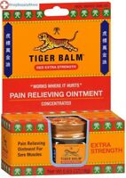 Tiger Balm Extra Strength Pain Relieving Ointment .63oz